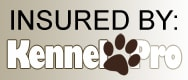 Insured by Kennel Pro